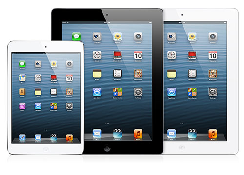 iPadMini & iPad