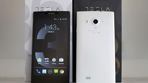 Tesla-3-telefon