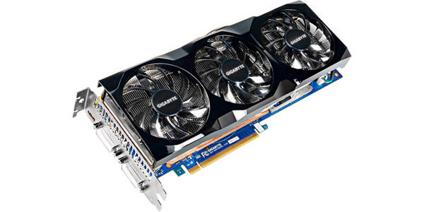 Moćna grafička kartica iz Gigabytea Nvidia GTX 780