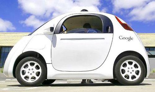 google-automobil
